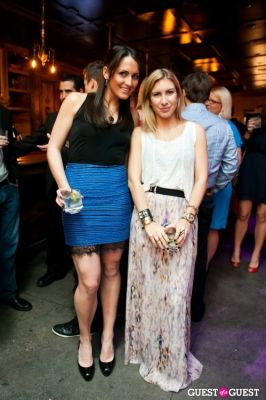 sarah kencel in Hot 100 Party @ Capitale