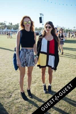 laura francis in Coachella Festival 2015 Weekend 2 Day 1