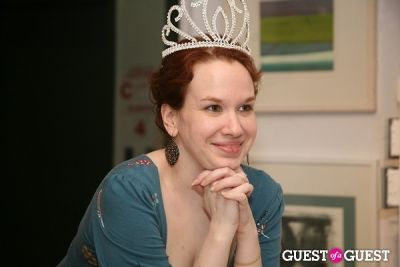 laura gusso in A Royal Wedding Celebration at the Time In Children's Arts Initiative