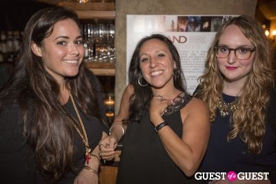 laura hyatt in LAND Celebrates an Installation Opening at Teddy's in the Hollywood Roosevelt Hotel