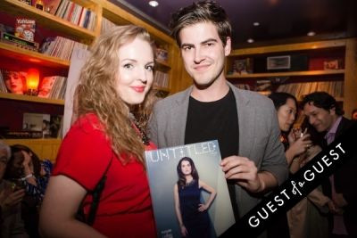 laura levoir in The Untitled Magazine Legendary Issue Launch Party