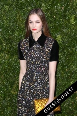 laura love in Chanel's Tribeca Film Festival Artists Dinner