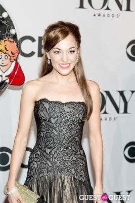 laura osnes in Tony Awards 2013