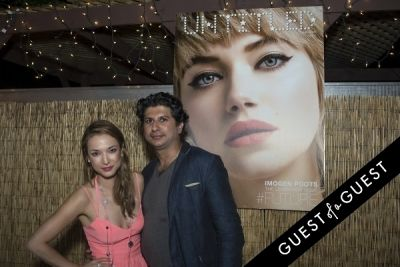 mehul desei in The Untitled Magazine Hamptons Summer Party Hosted By Indira Cesarine & Phillip Bloch