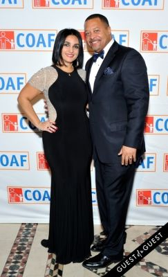 laura sahakian in COAF 12th Annual Holiday Gala
