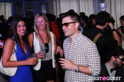 andrew freston in LA Launch Party (Skybar)