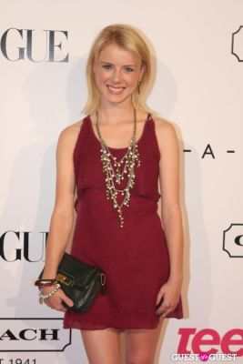 laura slade-wiggins in 9th Annual Teen Vogue 'Young Hollywood' Party Sponsored by Coach (At Paramount Studios New York City Street Back Lot)