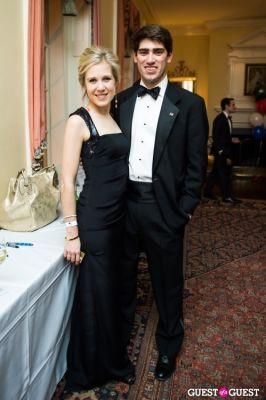 laura trollinger in Sweethearts & Patriots Gala
