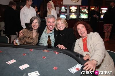 doris evans in Casino Night at the Community House