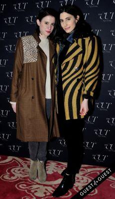 laura and-danielle-kosann in The Cut - New York Magazine Fashion Week Party
