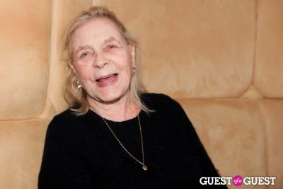 lauren bacall in 5th Annual Greenhouse Project Benefit