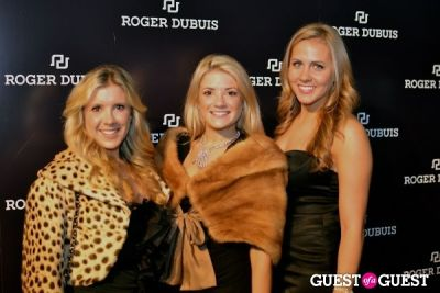 lauren borman in Roger Dubuis Launches La Monégasque Collection - Monaco Gambling Night