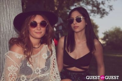 amy makkabi in Lacoste L!ve 4th Annual Desert Pool Party (Sunday)