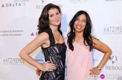 lauren burns in Resolve 2013 - The Resolution Project's Annual Gala