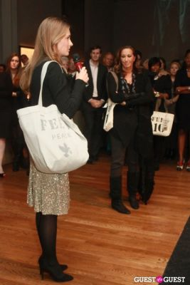 donna karan in Third Annual FEED-raiser