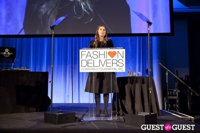 lauren bush-lauren in Fashion Delivers Fashion Has A Heart Gala