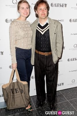 lauren bush-lauren in A Private Screening of THE GREAT GATSBY hosted by Quintessentially Lifestyle