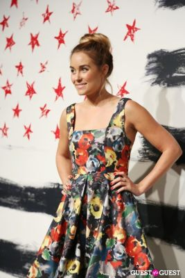 lauren conrad in [NYFW] Day 6 - Alice and Olivia SP 2013 Presentation