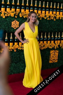 lauren conrad in The Sixth Annual Veuve Clicquot Polo Classic Red Carpet