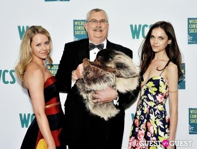 alecta hill in Wildlife Conservation Society Gala 2013