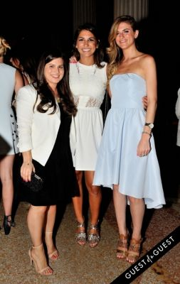 lauren decaro in Metropolitan Museum of Art 2014 Young Members Party