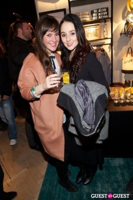 lauren fulton in Scotch & Soda Launch Party