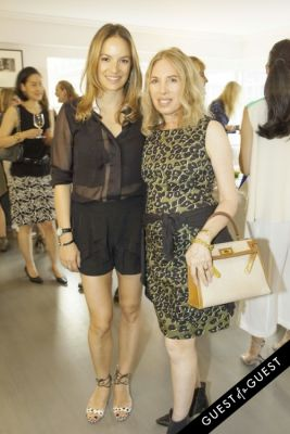 lauren lawrence in Charriol Jewelry Launch