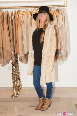 lauren odonnell in Calypso St. Barth's October Malibu Boutique Celebration