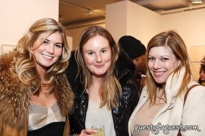 lauren painter in Timo Weiland Neckwear Event