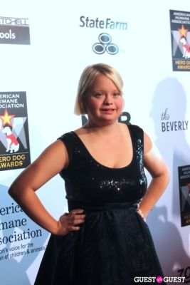 lauren potter in The 3rd Annual American Humane Association Hero Dog Awards™ Hosted by Joey Lawrence