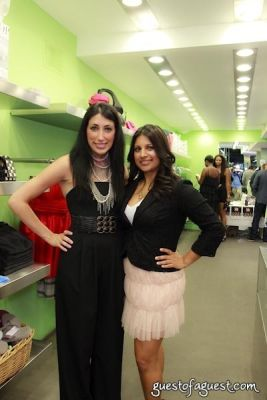 lauren rae-levy in Sip & Shop for a Cause benefitting Dress for Success