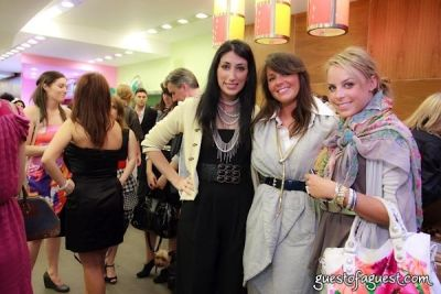 taylor olsen in Sip & Shop for a Cause benefitting Dress for Success