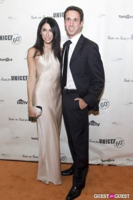 lauren rae-levy in UNICEF MASQUERADE BALL