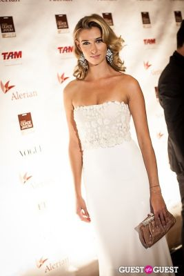 lauren remington-platt in Brazil Foundation Gala