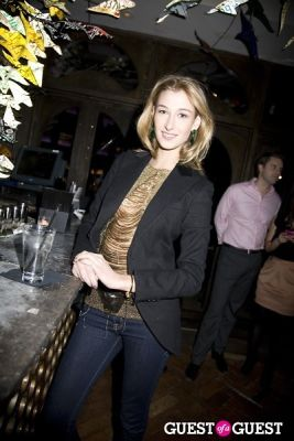 lauren remington-platt in Bloomberg Anchor Margaret Brennan's Birthday Party at The Collective