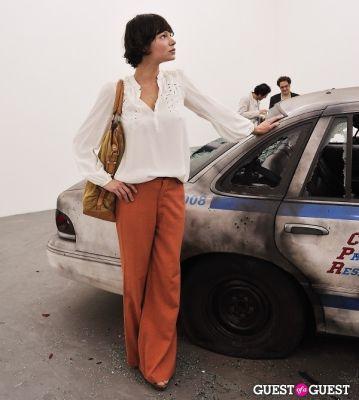 lauren silverfoote in Charles Bank Gallery - Vahap Avsar