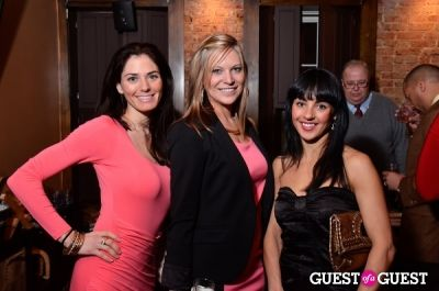 lauren stephens in Sip With Socialites February Happy Hour