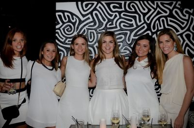 lauren stiffelman in Pencils of Promise White Party 2015