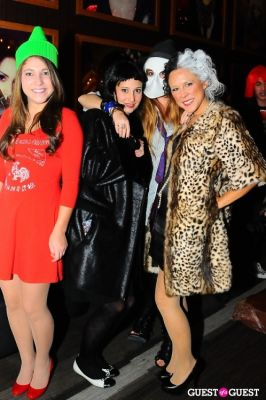 claudia saide in Patricia Field Aristo Halloween Party!
