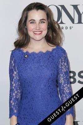 lauren worsham in 2014 Tony Awards