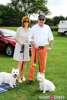 laurie in The 27th Annual Harriman Cup Polo Match