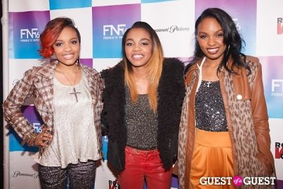 sierra mcclain in Friends 'N' Family Pre-Grammy Party