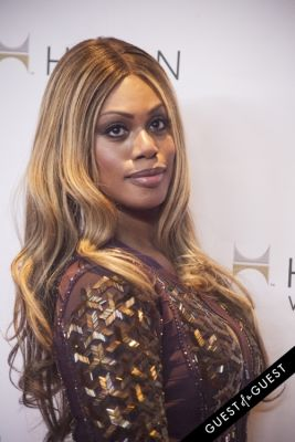 laverne cox in 25th Annual GLAAD Media Awards