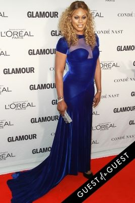 laverne cox in Glamour Magazine Women of the Year Awards