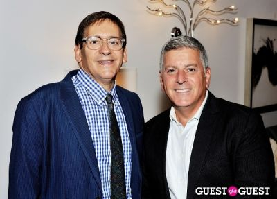 lawrence rich in Luxury Listings NYC launch party at Tui Lifestyle Showroom