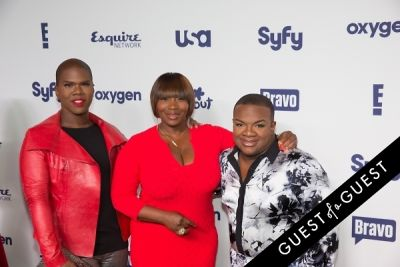 bevy smith in NBCUniversal Cable Entertainment Upfront