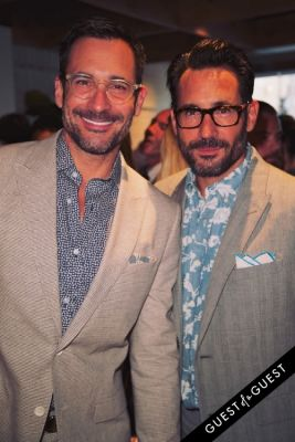 gregory zarian in Bonobos Guideshop LA Opening