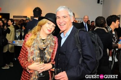 joel sucher in The 92nd St Y Presents Fashion Icons With Fern Mallis, Afterparty By The King Collective