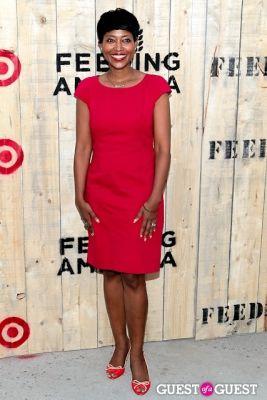 laysha ward in FEED USA + Target VIP