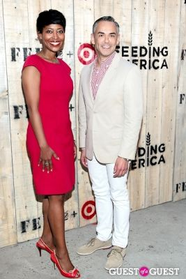 rick gomez in FEED USA + Target VIP